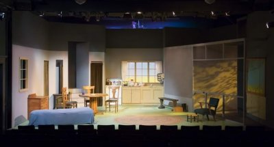 Scenic Design by Mowry Baden